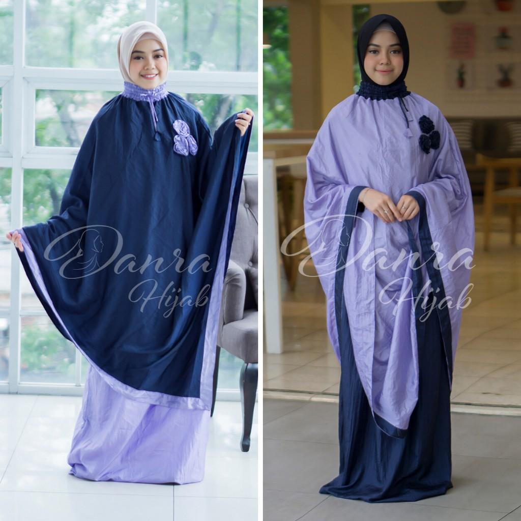 PROMO!!BISA COD!! Mukena Safar by Danra Hijab TERSEDIA JUGA kerudung segi empat/kerudung instan/kerudung pasmina/kerudung syari/kerudung terbaru 2020/kerudung rabbani SP