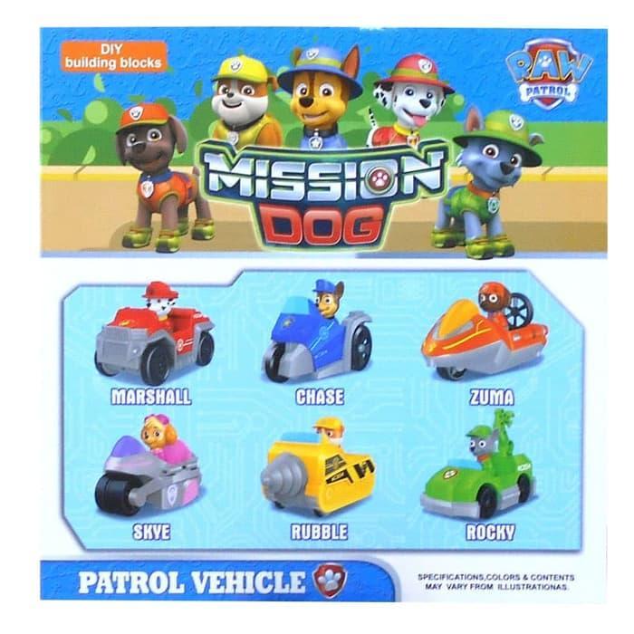Jual Mainan Paw Patrol Terbaik & Terbaru | Lazada.co.id