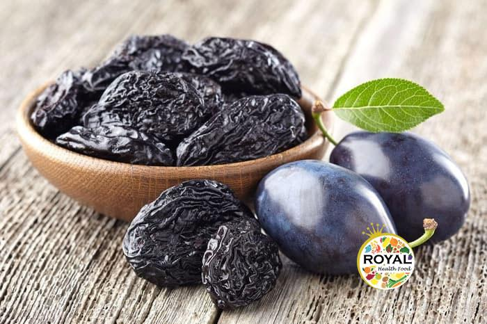 Dried Prune (plum Kering) 500 Gram By Royalhealthfood.