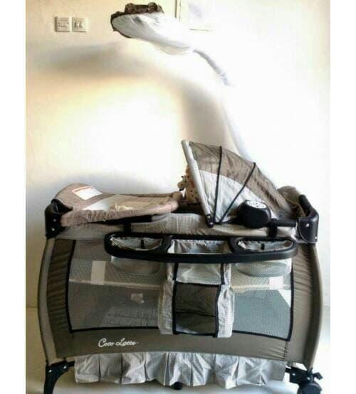 BABY BOX COCHOLATTE CL 8435