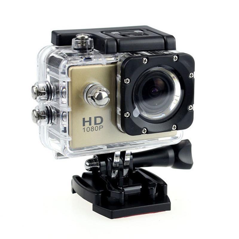 Voucher tại Lazada cho Avoize【cod】【 Giá Rẻ Shipping】waterproof Camera Thể Thao Chống Nước Chuẩn Full HD Camera Thể Thao Hành Động Máy Quay Phim 1080P Xe Cam