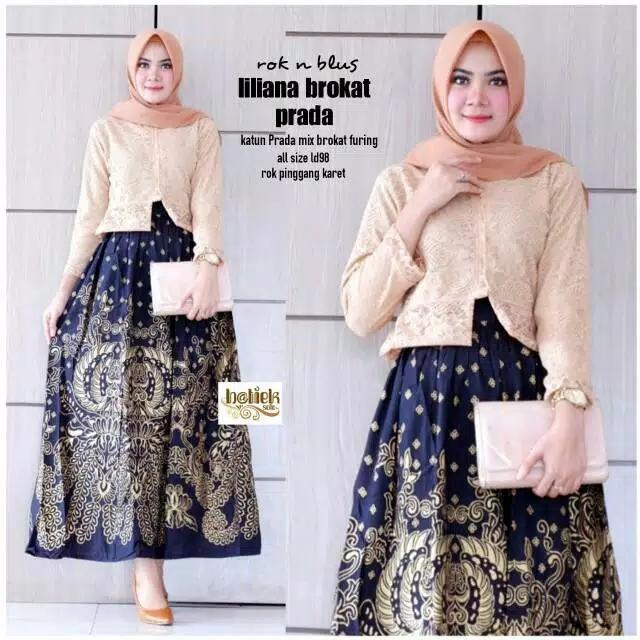 TERMURAH - Baju Muslim Wanita Terbaru 2019 - Batik Murah – Baju Batik  Terlaris - Batik a4ffe82174