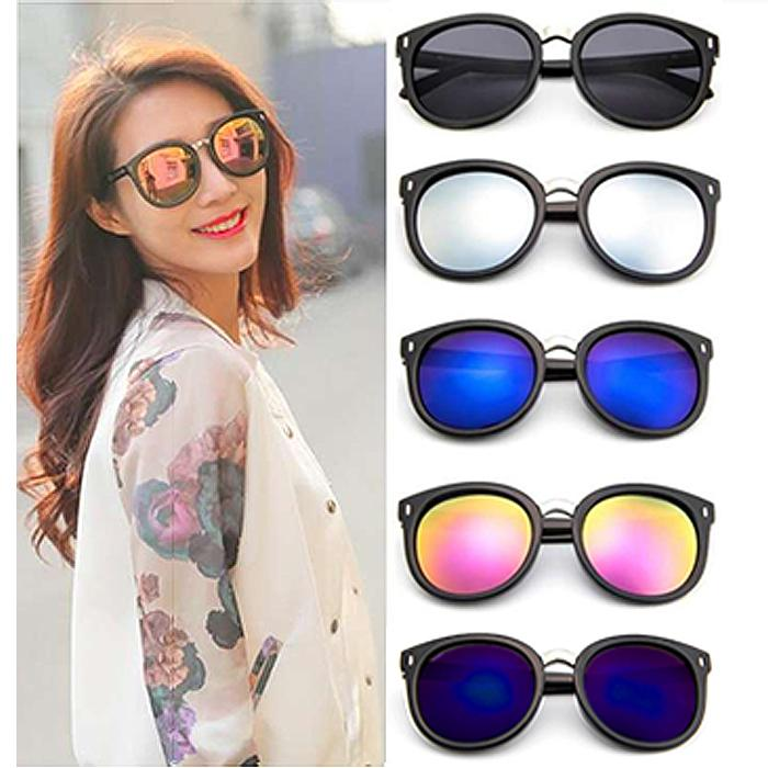 Santorini Kacamata Pria Wanita Korea Fashion Casual Big Round Pc Frame Men Women Eyewear Glasses Sunglasses Spec15 By Santorini.
