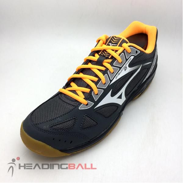 Sepatu Volley Mizuno Original Cyclone Speed 2 Dark Shadow V1GA198004 c2aafb2eba