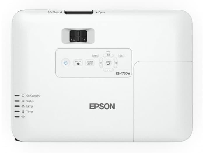 LCD PROJECTOR EPSON EB1780W
