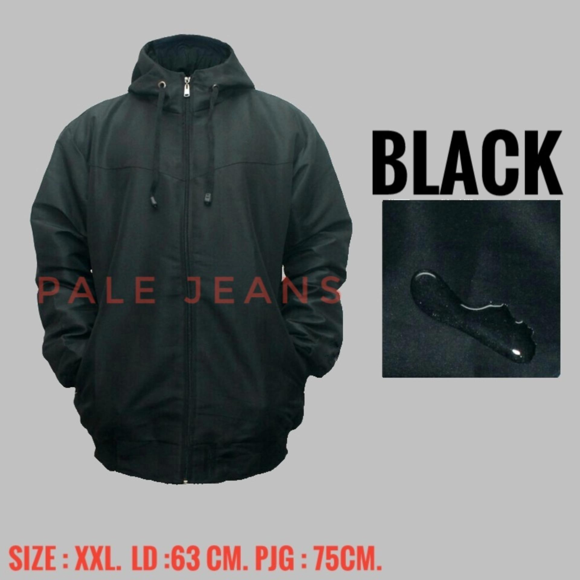Palejeans - Jaket waterproof Anti air JUMBO BIG SIZE Pria.