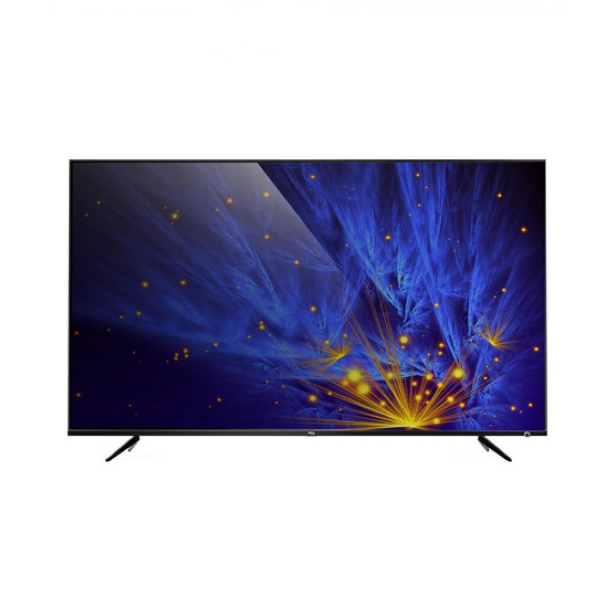 TCL Led Smart UHD 4K TV 43 Inch L43P6US