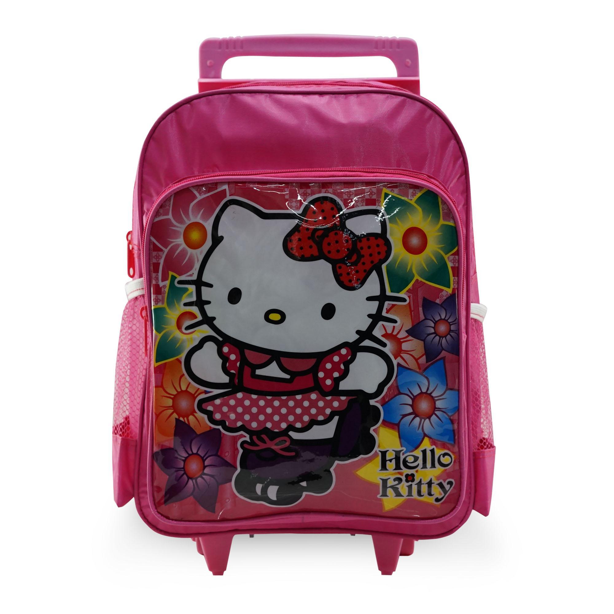 Tas Ransel Anak Sekolah Play Group Tahan Air Karakter Anak Hello Kitty 14 Inch By Indo Jaya Bags.