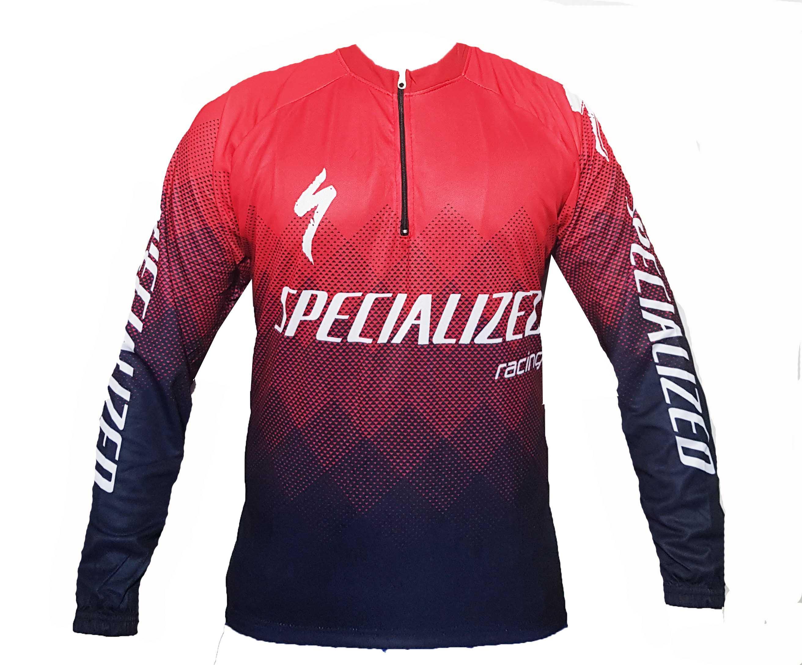 TentangOutdoor Jersey Sepeda Speciallized B089 - Jersey Sepeda MTB - Jersey Sepeda Roadbike - Baju Jersey