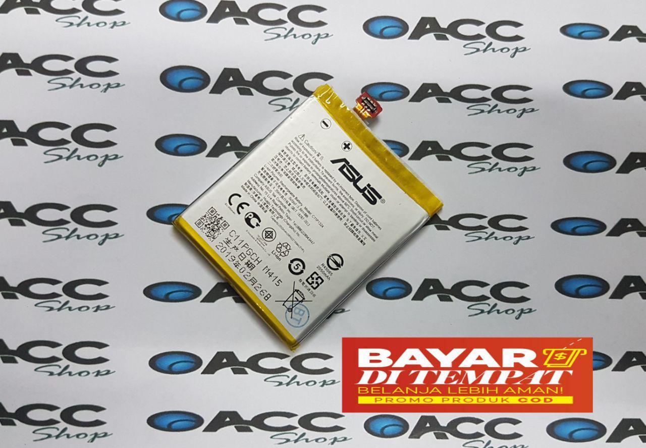 Batre Battery Asus Zenfone 5 C11P1324 Original Baterai