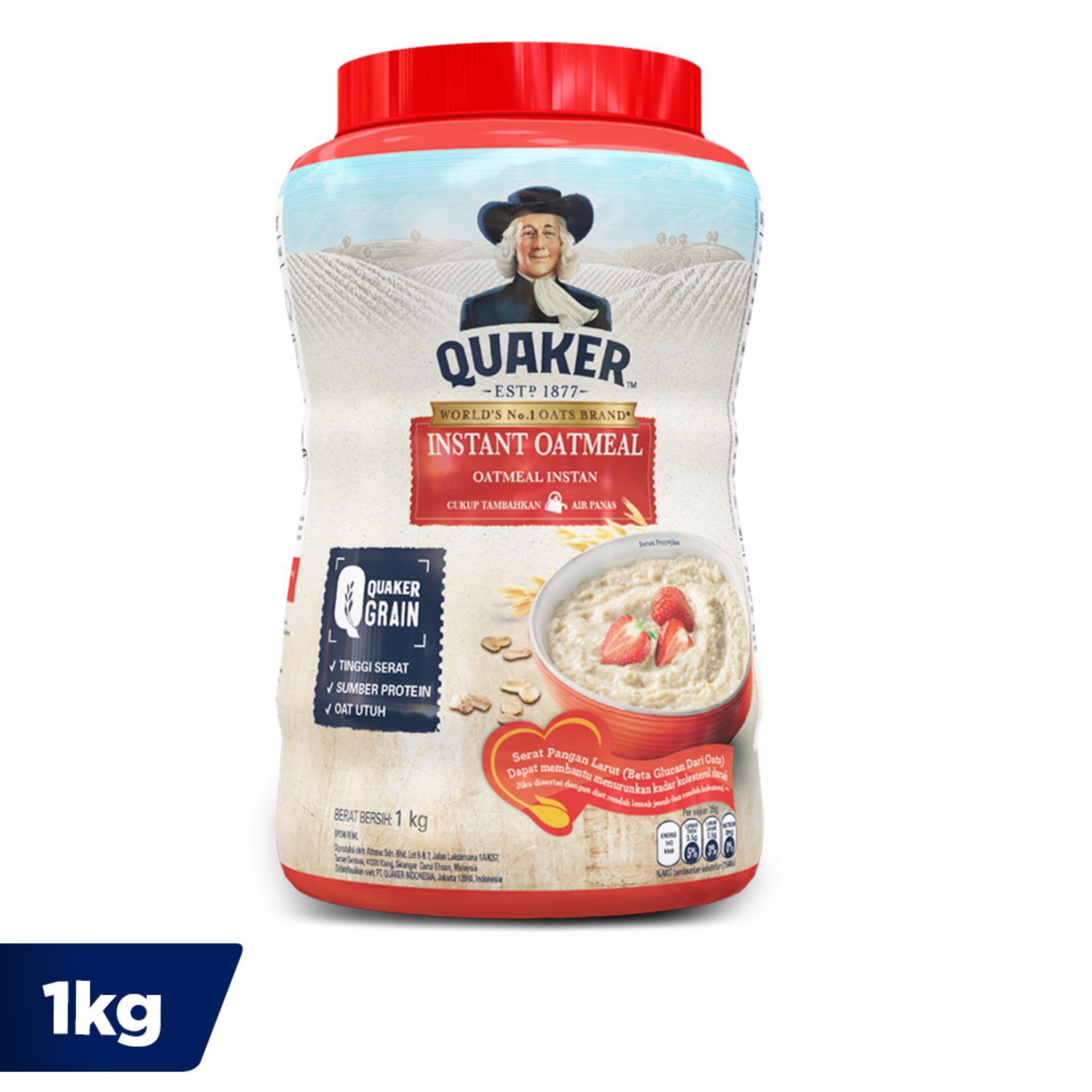 Quaker Instant Oatmeal 1 Kg
