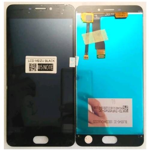 Lcd Touchscreen Meizu M5 Note Fullset Original Terlaris New
