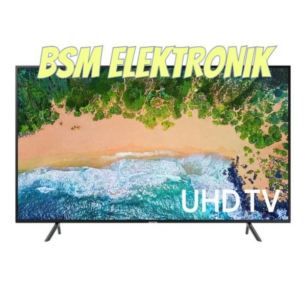 Samsung Led Tv 55NU7090 Smart UHD 4K Tv 55inch Garansi SEIN 2thn Harga Murah - Khusus JADETABEK - GRATIS ONGKIR