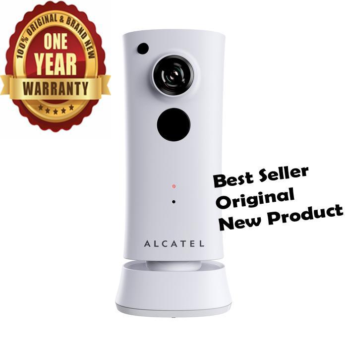Alcatel IP Camera MyCam IPC-21FX Wireless Indoor 720P Security Camera