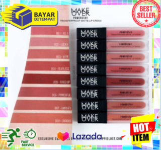 COD Make Over Powerstay Transferproof Matte Lip Cream MakeOver Powerstay Transferproof Matte Lip Cream thumbnail