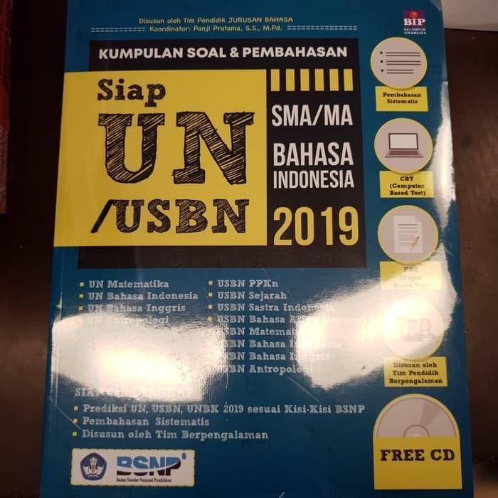 Kumpulan Soal & Pembahasan Siap Un/usbn Sma/ma Bahasa Indonesia 2019 By Dewasakulu.