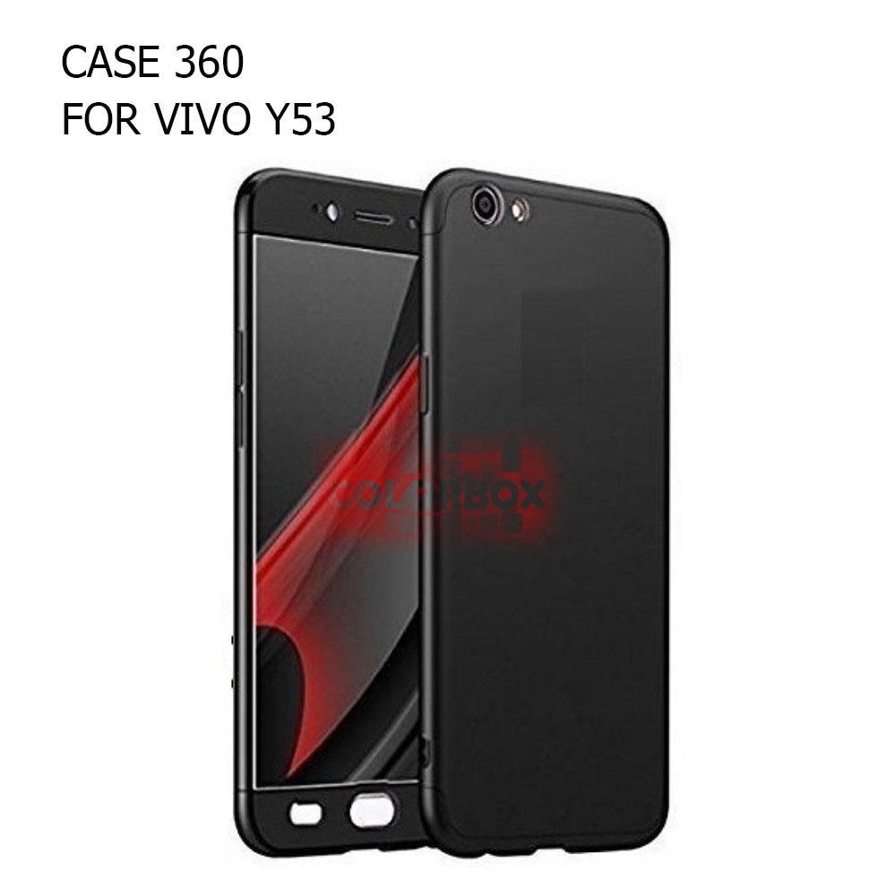 MR Case 360 Vivo Y53 2017 / Case Vivo Y53 2017 / Case Fullbody Depan Belakang