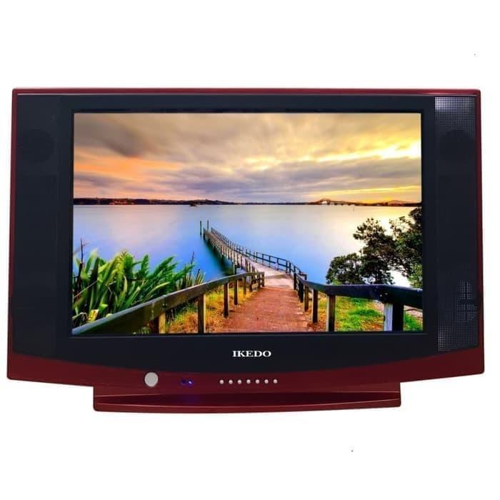 LED TV Tabung Ikedo LT-22T9-W | 22 inch
