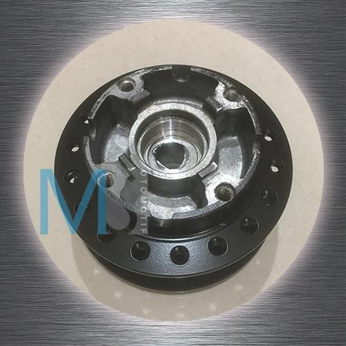 Tromol Depan Yasuho Hitam Honda VARIO 110 / VARIO 125 / VARIO 150 ESP / BEAT / SCOOPY / SPACY - MS Otomotif