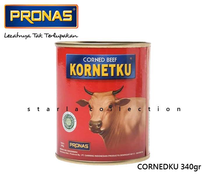 Cornet - STARLA Collection - Cornet Pronas Cornedbeef Kornetku 340gr