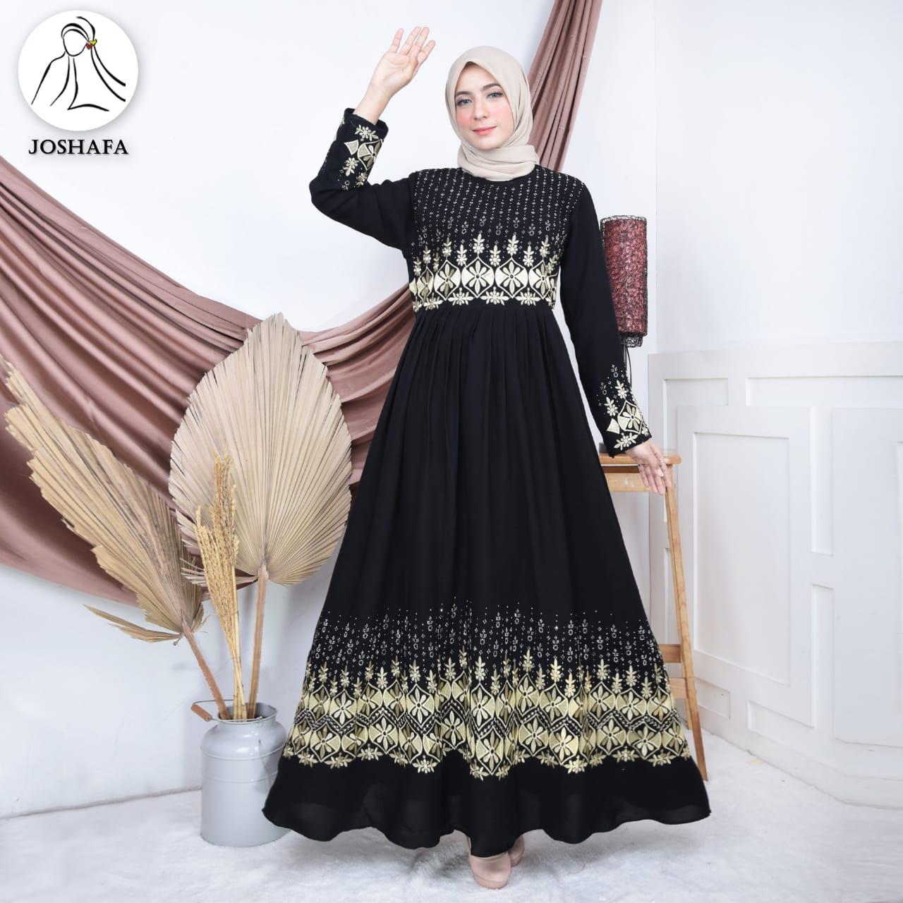 Gamis Abaya Payung Gamis Abaya Pakistan Gamis Hitam Gamis Bordir Gamis Arab Gamis Turki Revdha Lazada Indonesia