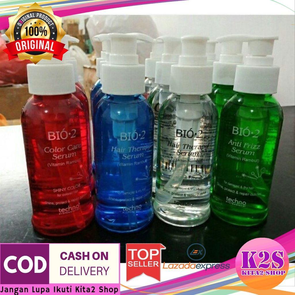 Bio 2 Vitamin Rambut Hair Care Serum 200 Ml Bio 2 Vitamin Rambut Bisa Bayar Ditempat Cod Kita2 Shop K2s Lazada Indonesia