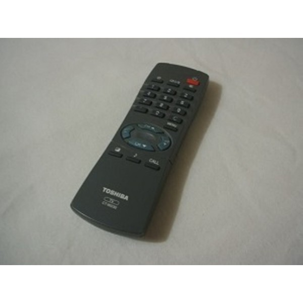 Toshiba Remote TV Tabung - Free Batterai