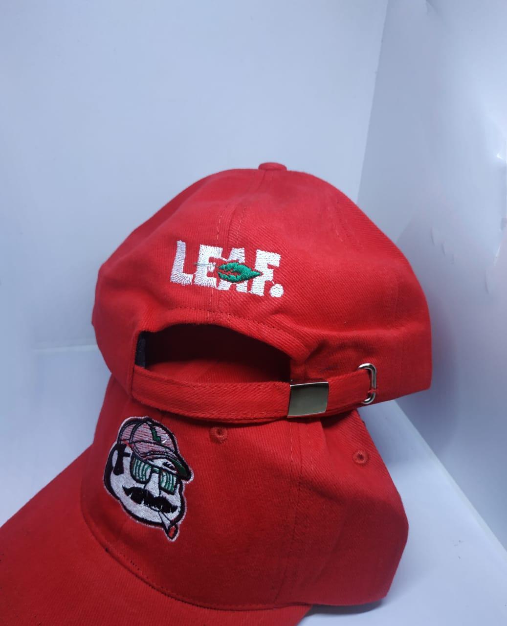 topi pria / topi distro LEAF SMOKING ORIGINAL