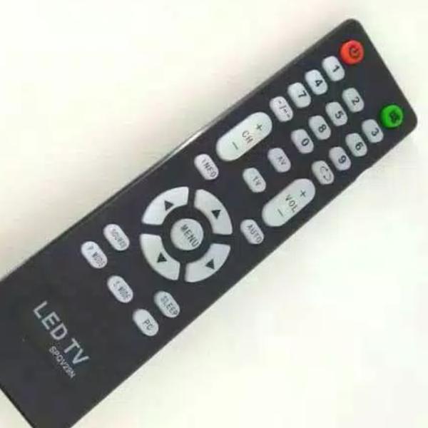 remote tv lcd LED Aoyama juc