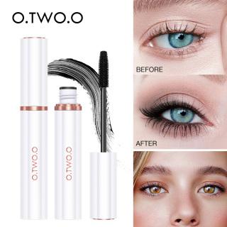 O.TWO.O 4D Fiber Makeup Mascara Waterproof Super Volume Long Lashes Quick Dry Mascara Black Fluffy Volume Maskara Eyes Cosmetics thumbnail