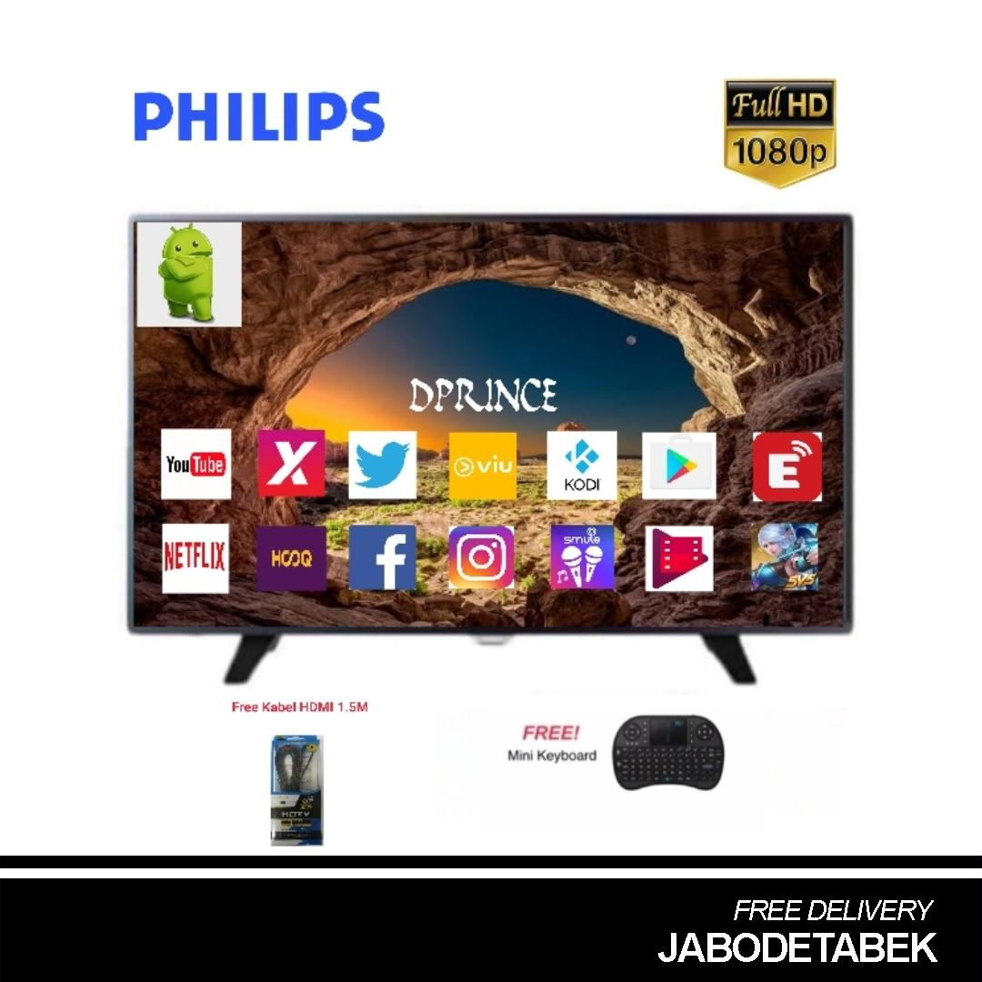 Philips 32PHT5853S Smart Android Led Hd Tv [32inch/DVB-T2]