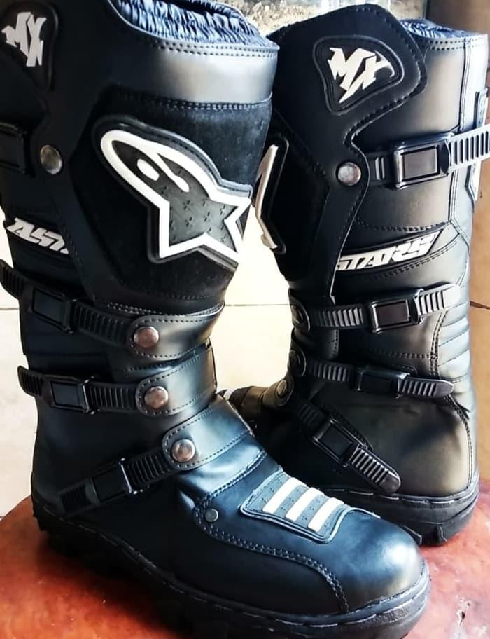 Best Seller Sepatu Motor Alpinestar Touring cross trail safety 0e989604d9