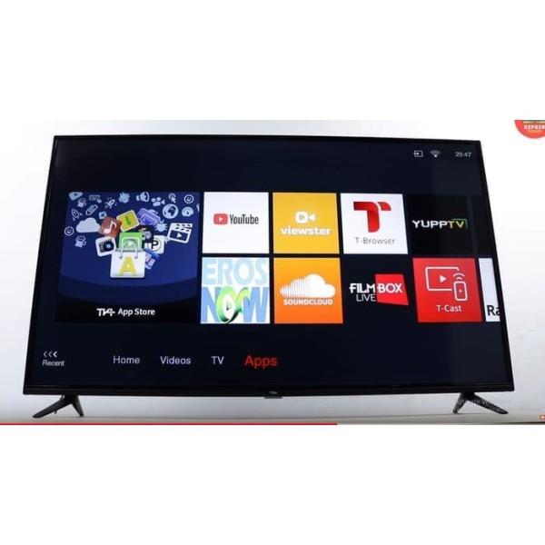 Ready  nlstr44 TCL 55 inch Smart UHD 4K TV with Dolby sound model 55E3