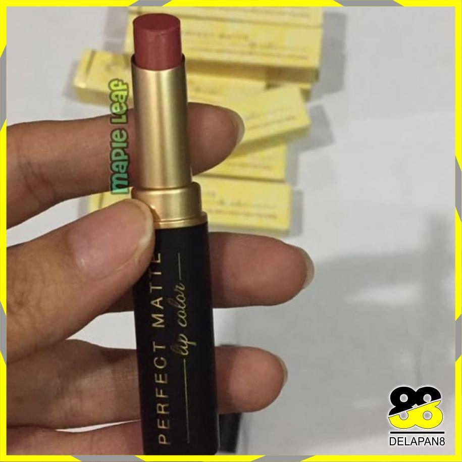 Viva Queen Perfect Matte Lip Color (Lipstick Matte), Produk Lipstik Pensil Bibir Banyak Artis Telah Membuktikan | 8D65798