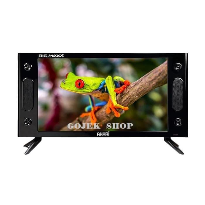 Promo Akari LED TV 25 LE-25B88 / USB MOVIE (bisa sebagai monitor ) Termurah