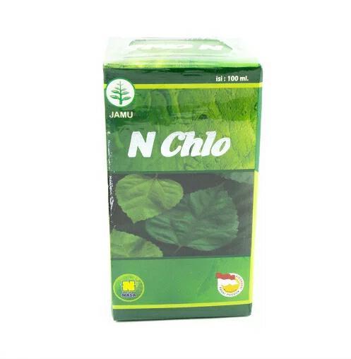N Chlo Herbal Alami Bersihkan Racun Diri By Rehan Barokah.