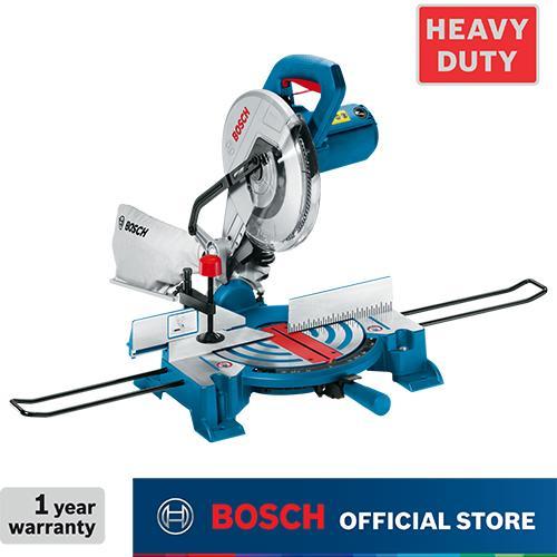 Bosch Miter Saw / Mesin Gergaji Miter Listrik 255mm 1700Watt GCM-10MX