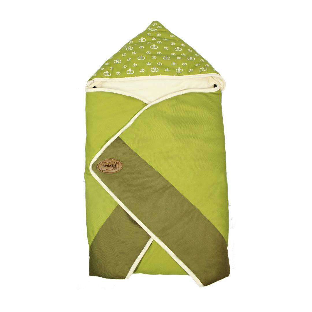 Dialogue Baby Perlengkapan Tidur Blanket Selimut Topi Bayi Murah Deluxe Series - DGB3402