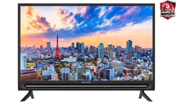 SHARP 2T-C40AE1I Led fullHD Smart 40  - Khusus JABODETABEK