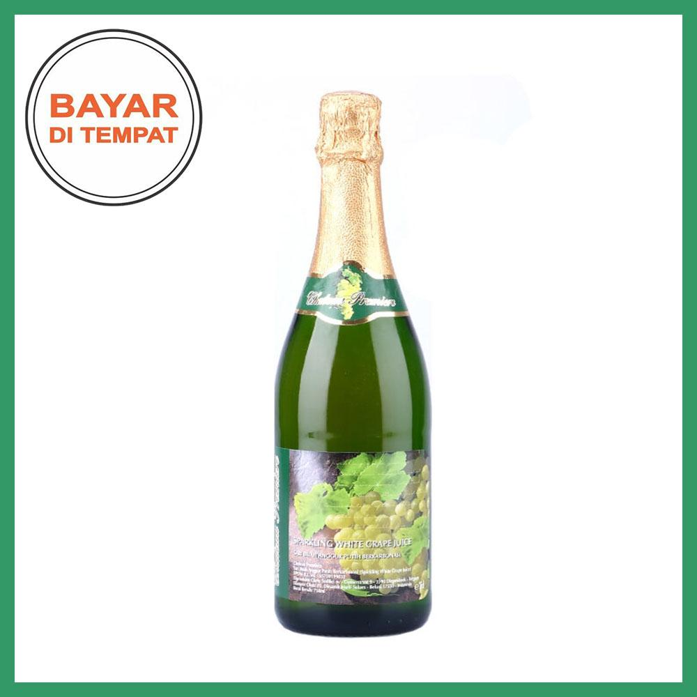 Minuman Import / Chateau Reignac Premiere Sparkling White Grape Juice 750ml By Tokocityshop.