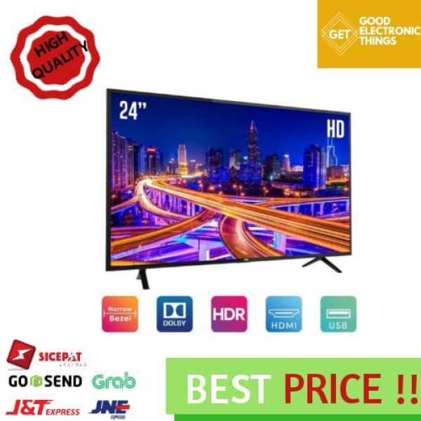 LED TV  TCL 24D310 L24D310 (24 Inch, HDMI, USB Movie Ready)