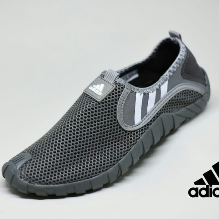 SEPATU PRIA SLIP ON ADIDAS JAWPAW - Slip On Pria Terbaru 2020 Sneaker Casual Import Distro Motif Original Kulit Sneakers Kasual Formal Cowok Kantor Harga Promo Spesial termurah