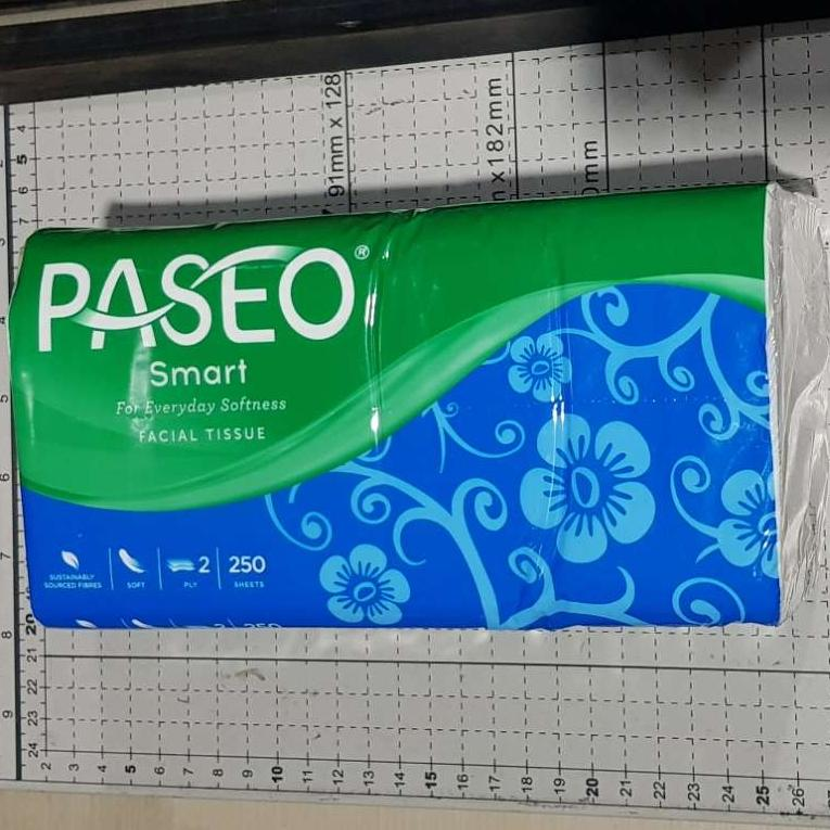 Tissue Paseo Smart Softpack 250 Sheets GT