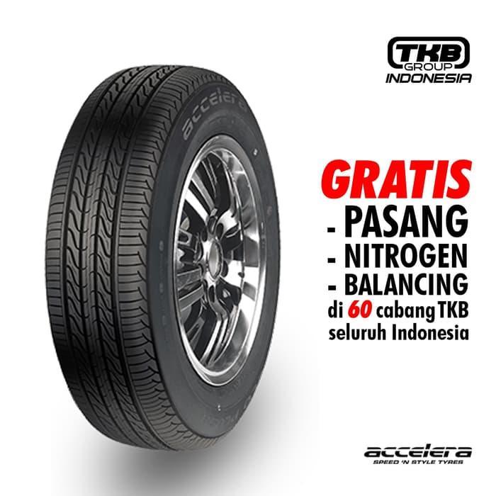 [ Laris ] Ban Mobil Honda Jazz brio Accelera Ecoplus 175/65 R14