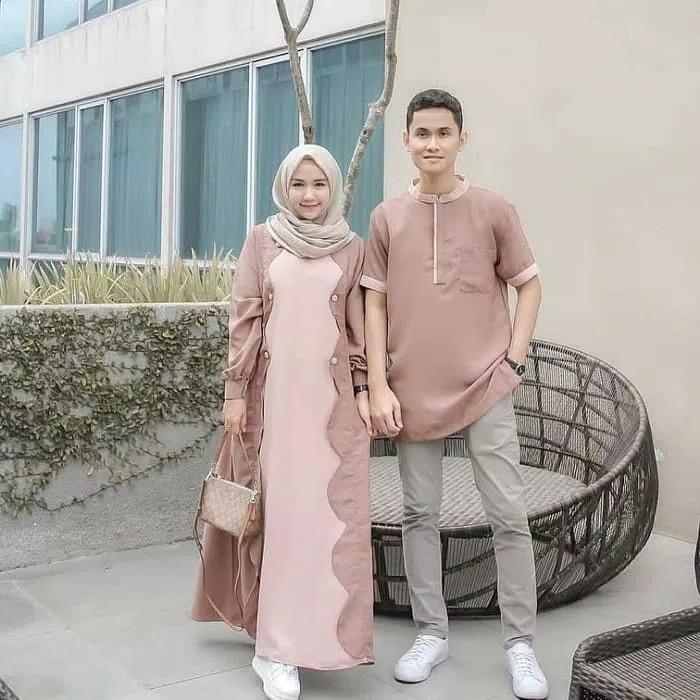 Bdgfashionita - Gisel Couple/Set Baju Couple