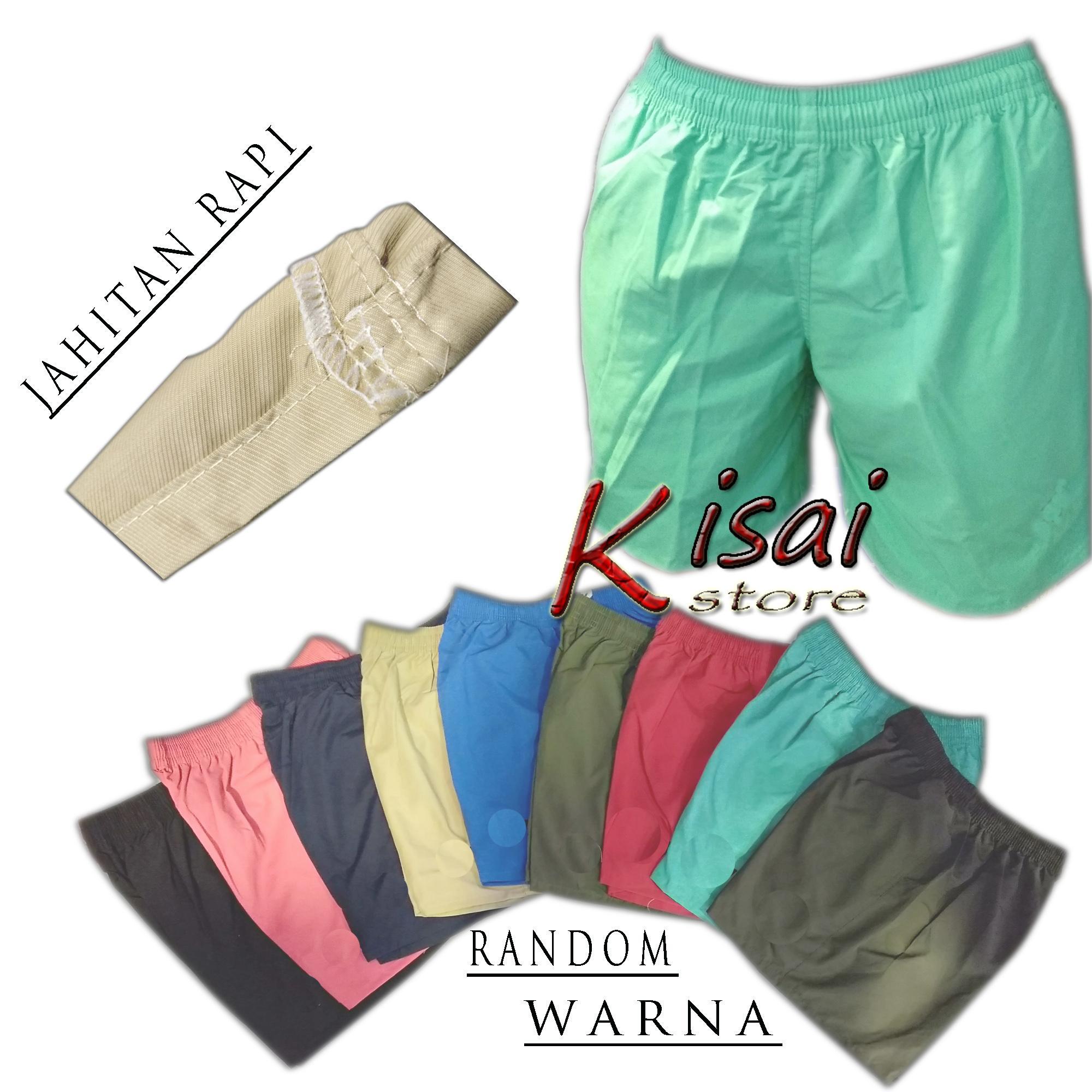 1pcs Celana Pendek Wanita - Celana Santai Pria/wanita - Celana Pendek Pria - Harga Grosir - Y0n3x By Kisai Store.