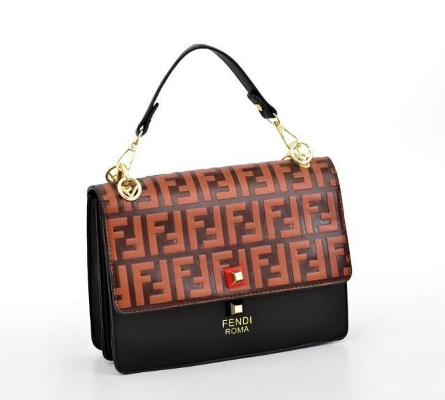 Tas wanita Fendi slingbag mewah branded import new arrival batam murah  selempang cewek fashion elegan pesta c3e693cd7a