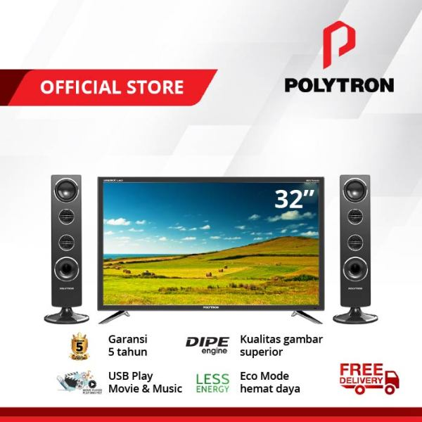 POLYTRON 32T7511 LED TV