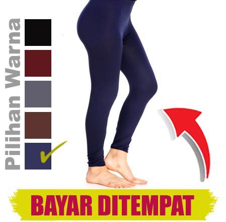 Bayar Ditempat - Celana Legging Wanita Premium   Celana Leging Perempuan    Celana Lejing Muslimah   f55248e1c9