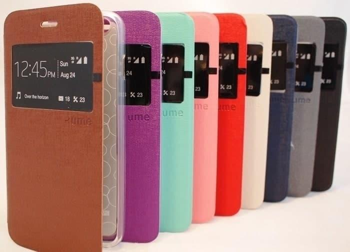 ... Flip Leather Case Cover Flipcover UMEIDR20000. Rp 20.000